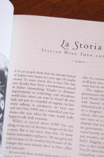 Details on the History of Italian Wine