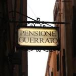 Pensione Guerrato is just minutes from the Rialto bridge