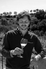 Andrea Arici loves his Franciacorta