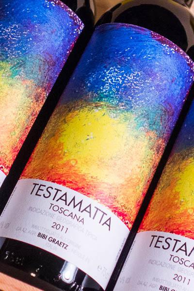 Bibi Graetz Testamatta Toscana 2011