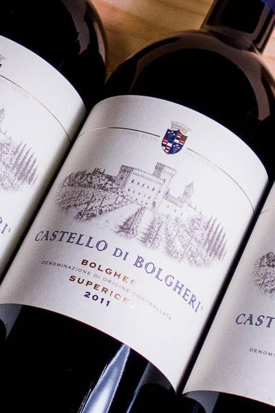 Castello di Bolgheri DOC 2009