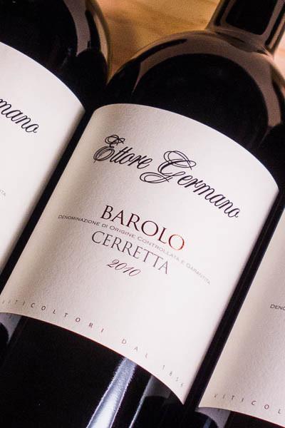 Ettore Germano Barolo Cerretta 2010