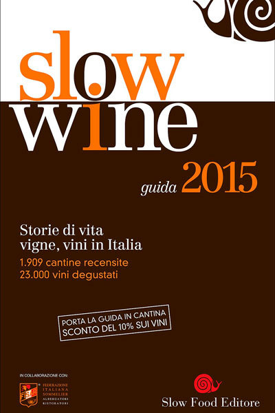 Slow Wine 2015 Italian Edition