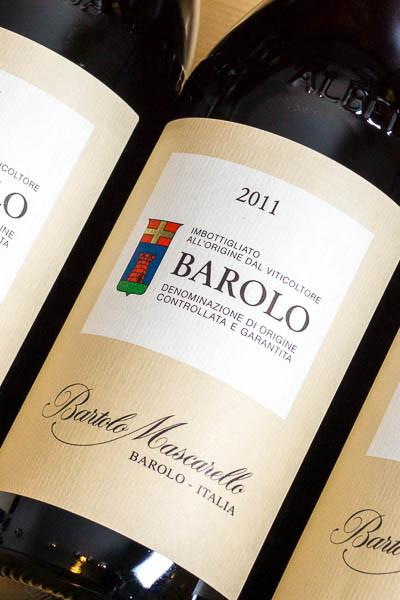 Bartolo Mascarello Barolo 2011