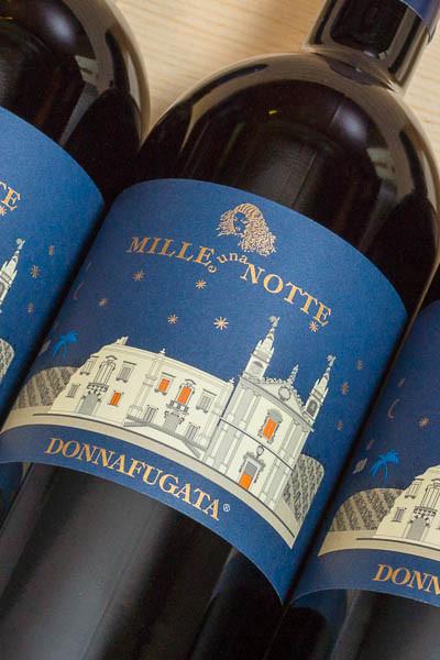Donnafugata Mille e Una Notte imported by Dall'Uva