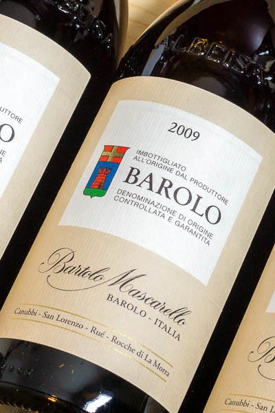 Bartolo Mascarello Barolo 2009 at dalluva.com