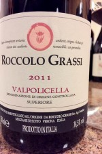 Roccolo Grassi Valpolicella Superiore 2011, on dalluva.com