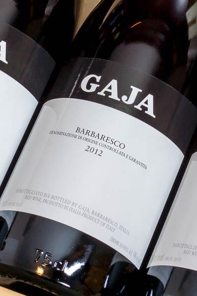 Gaja Barbaresco 2012 on dalluva.com