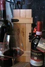 The wines of Sergio Paolini of Luteraia