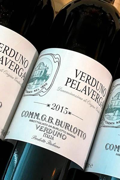 Burlotto Verduno Pelaverga on dalluva.com