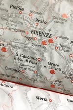 Osterie d'Italia selections are easy to find using the maps of every Italian region