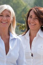 Lidia and Roberta of Buccelletti make some fantastic Extra Virgin Olive Oil