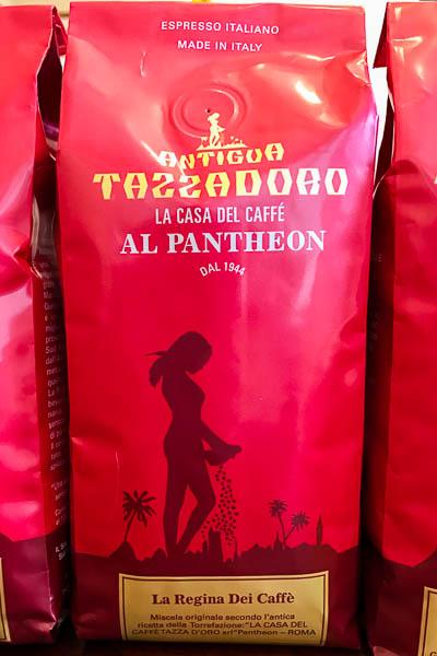 """Here's the real thing: Tazza d'Oro """"La Regina dei Caffè"""" Coffee on dalluva.com"""