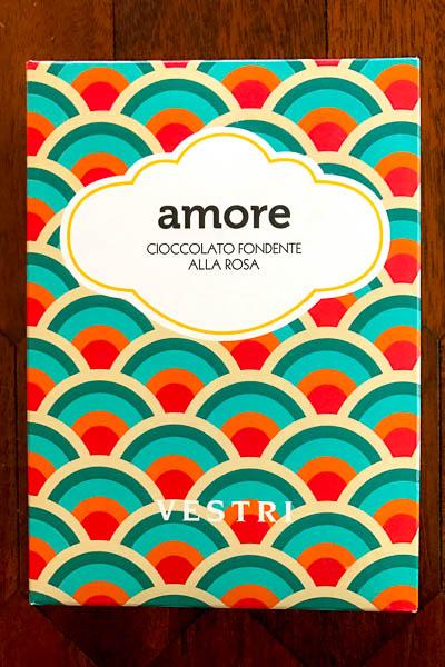 Vestri Cioccolato 'Amore' Chocolate on dalluva.com