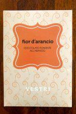 Vestri Cioccolato 'Fior d'Arancio' Chocolate on dalluva.com