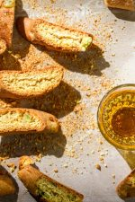 Sciacchetrà and cantucci. Yes please.