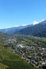 The Valtellina Grumello growing area