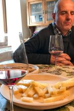 Giorgio Gianatti at our tasting session in October