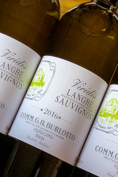 Burlotto Viridis Langhe Sauvignon 2016 on dalluva.com