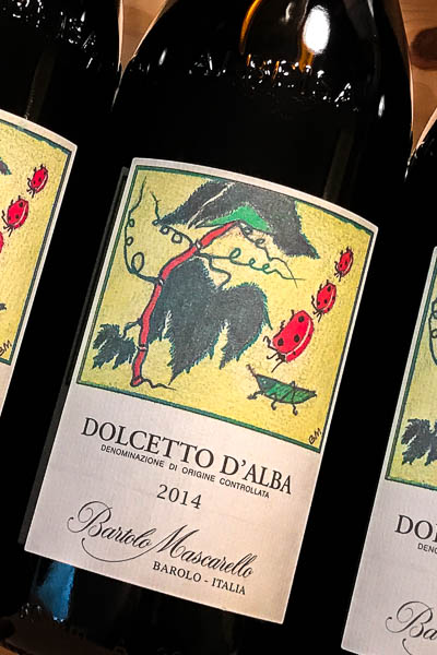 Bartolo Mascarello Dolcetto d'Alba 2014 on dalluva.com