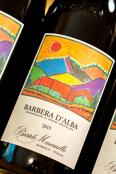 Bartolo Mascarello Barbera d'Alba 2015 on dalluva.com